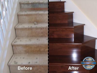 Dustless Hardwood Floor Refinishing Company In New Jersey