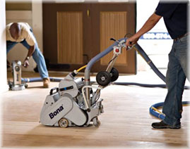 Dustless Floor Refinishing NJ