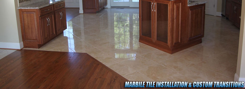 Marbe Tile Installation